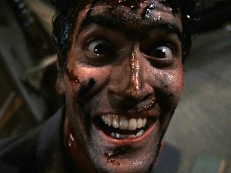 This September in Austin, TX You Can Watch 'Evil Dead II' with Bruce Campbell!