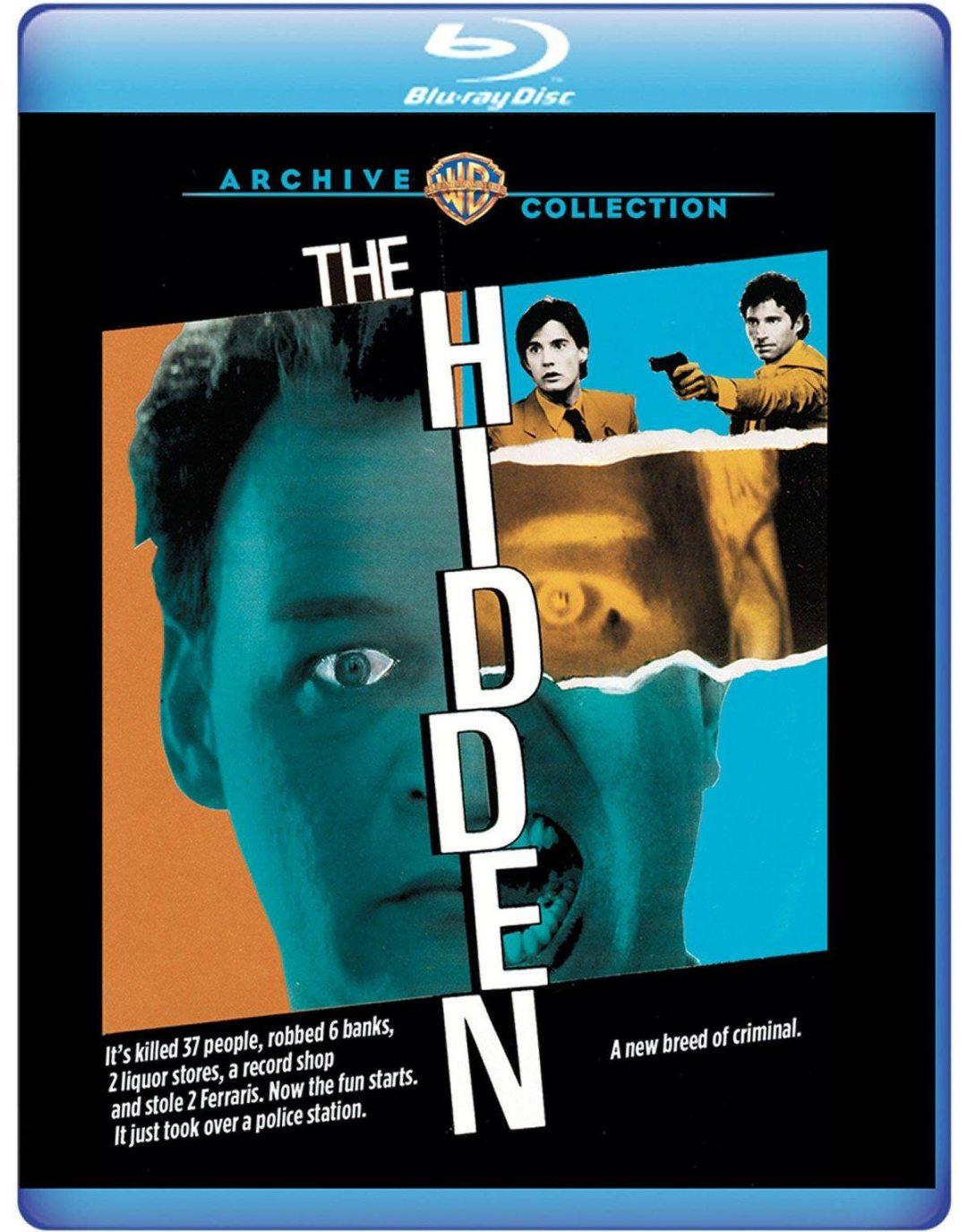 Warner Archive is Giving Us 'The Hidden'
