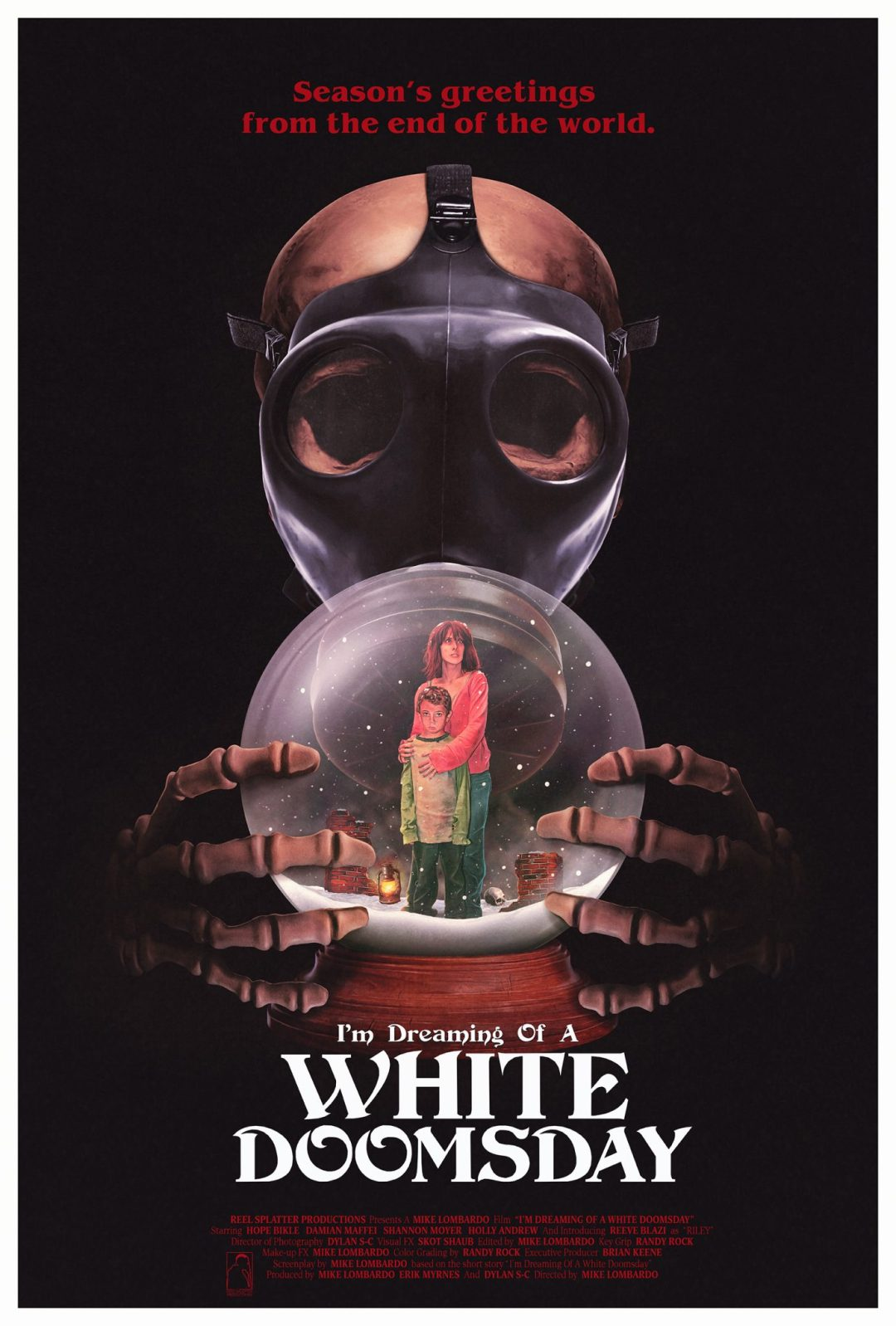 Reel Splatter Productions Presents 'I'm Dreaming of a White Doomsday'