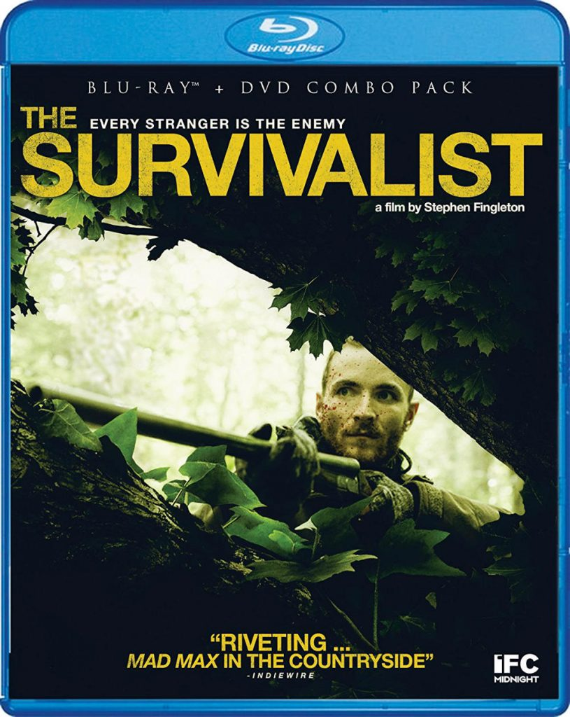 Release Details Are Out For 'The Survivalist'