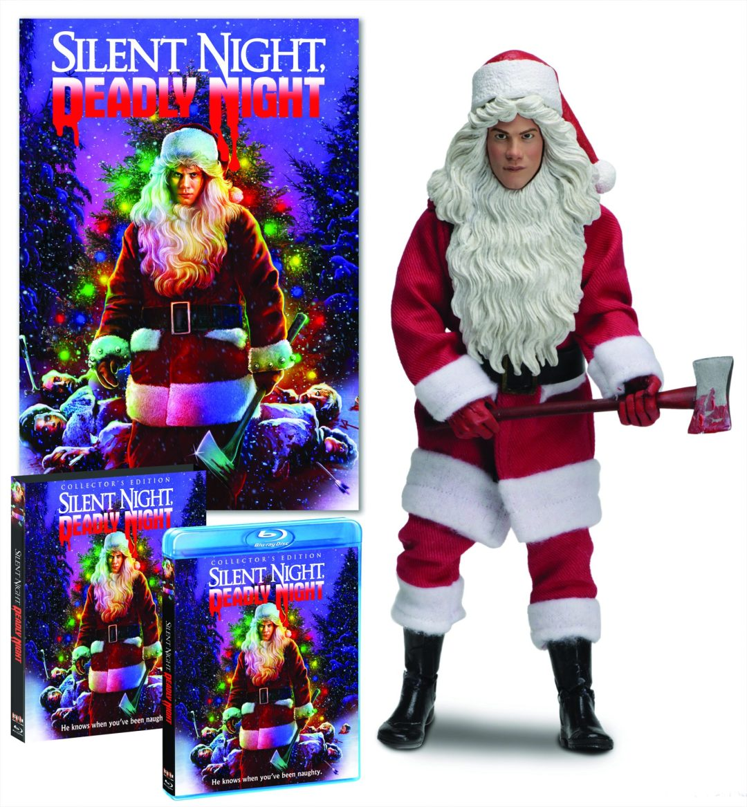 Exclusive Website-Only Deluxe Offer for 'Silent Night, Deadly Night' — Only 2,000 Available!