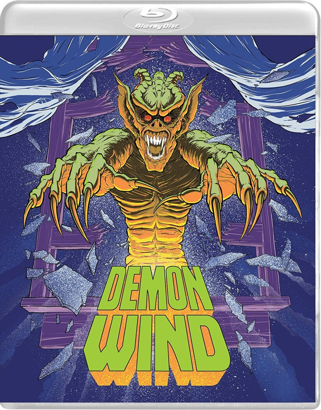 Demon Wind – Blu-ray/DVD Review