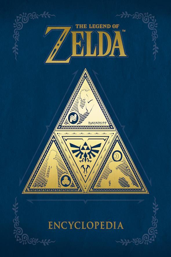 Dark Horse Announces 'The Legend of Zelda Encylopedia'