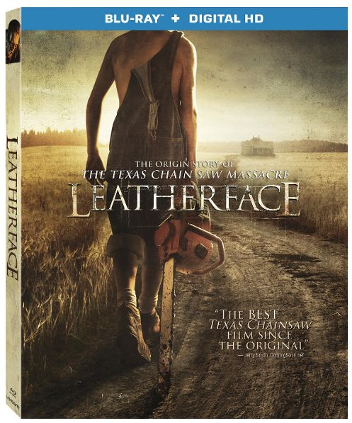 This December Prepare for 'Leatherface!'