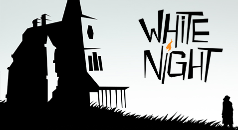Black and White Survival Horror 'White Night' Out Today for Mobile Devices