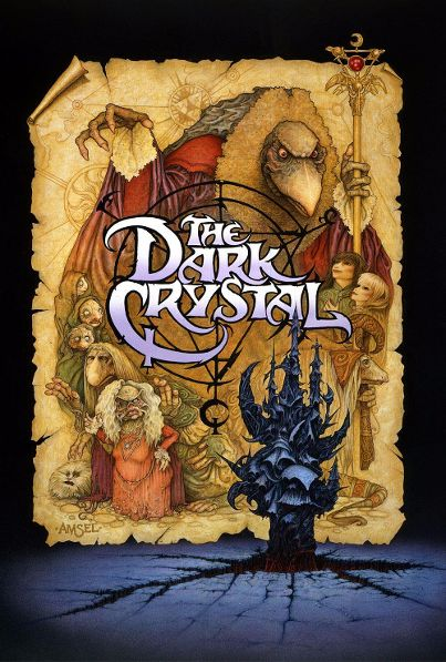 The Iconic 'Dark Crystal' to Get a 4K Release!