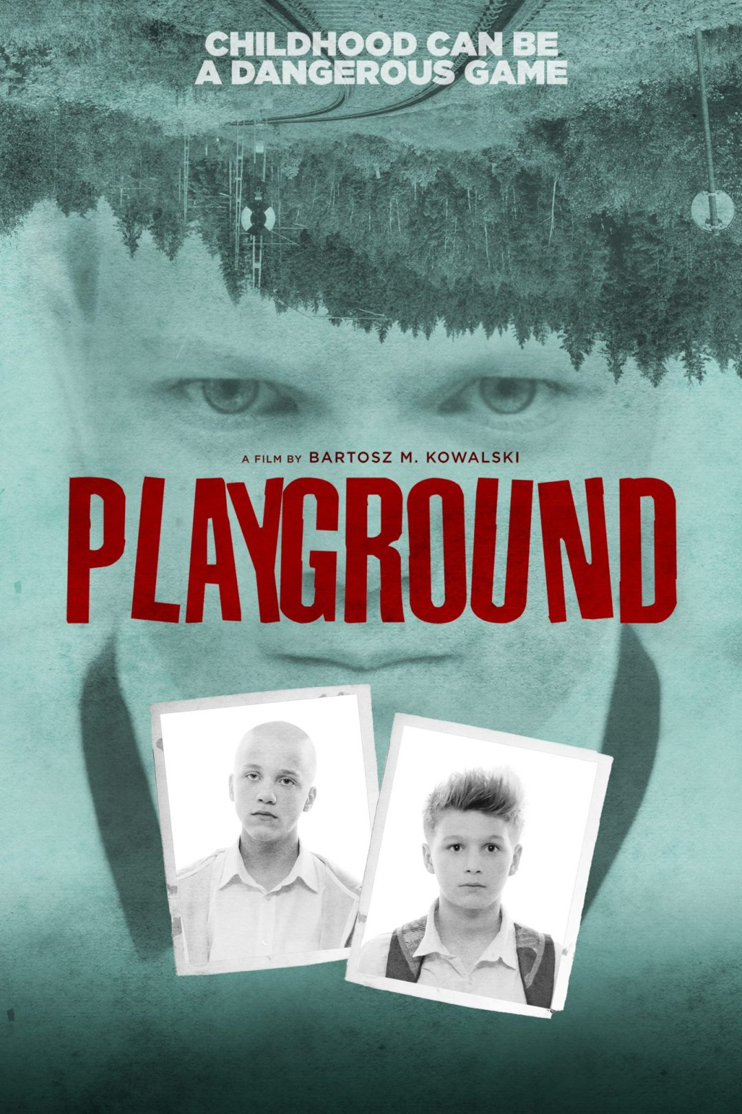 'The Playground' – Childhood Can be a Dangerous Game