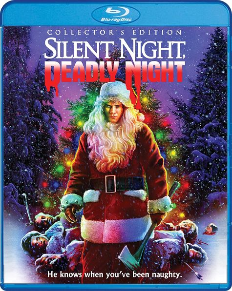 Silent Night, Deadly Night – Blu-ray Review