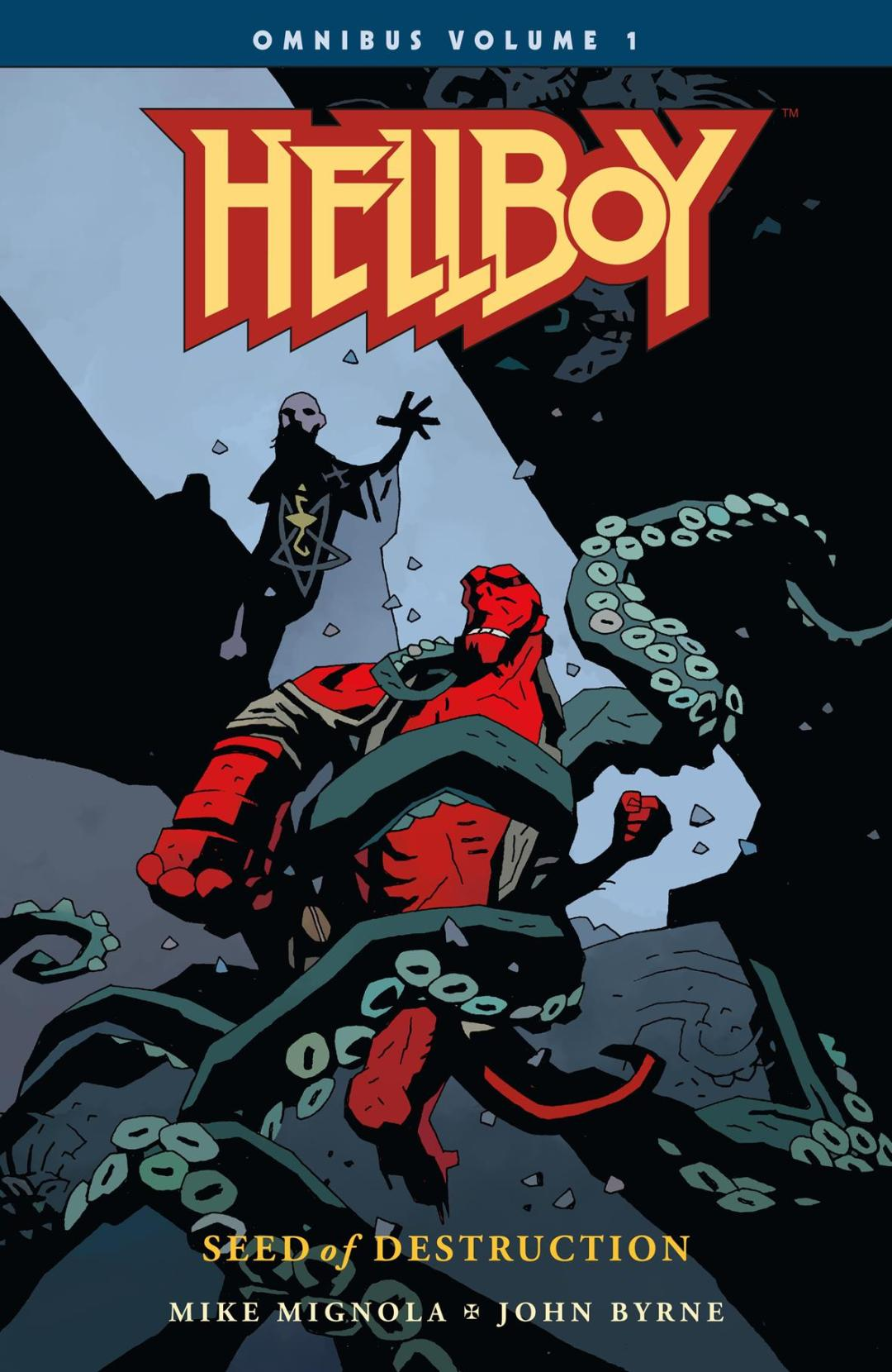 Mantic Games to Launch 'Hellboy' Board Game in 2018