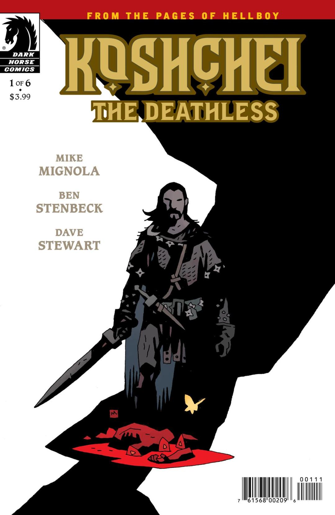 'Hellboy' Creator Mike Mignola Returns to Hell for 'Koshchei the Deathless'