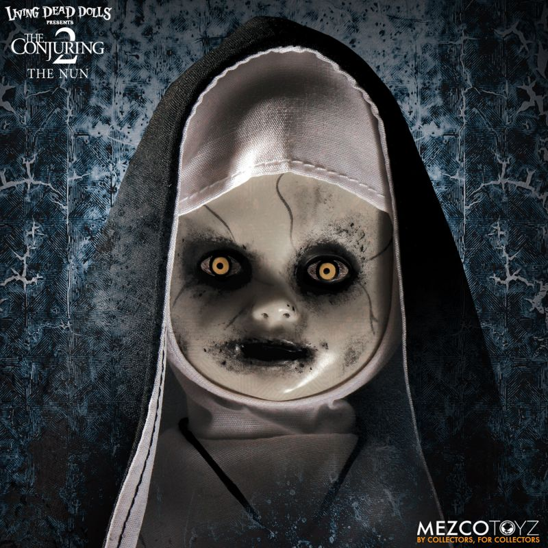 Living Dead Dolls Are Getting a Visit from 'The Nun!'