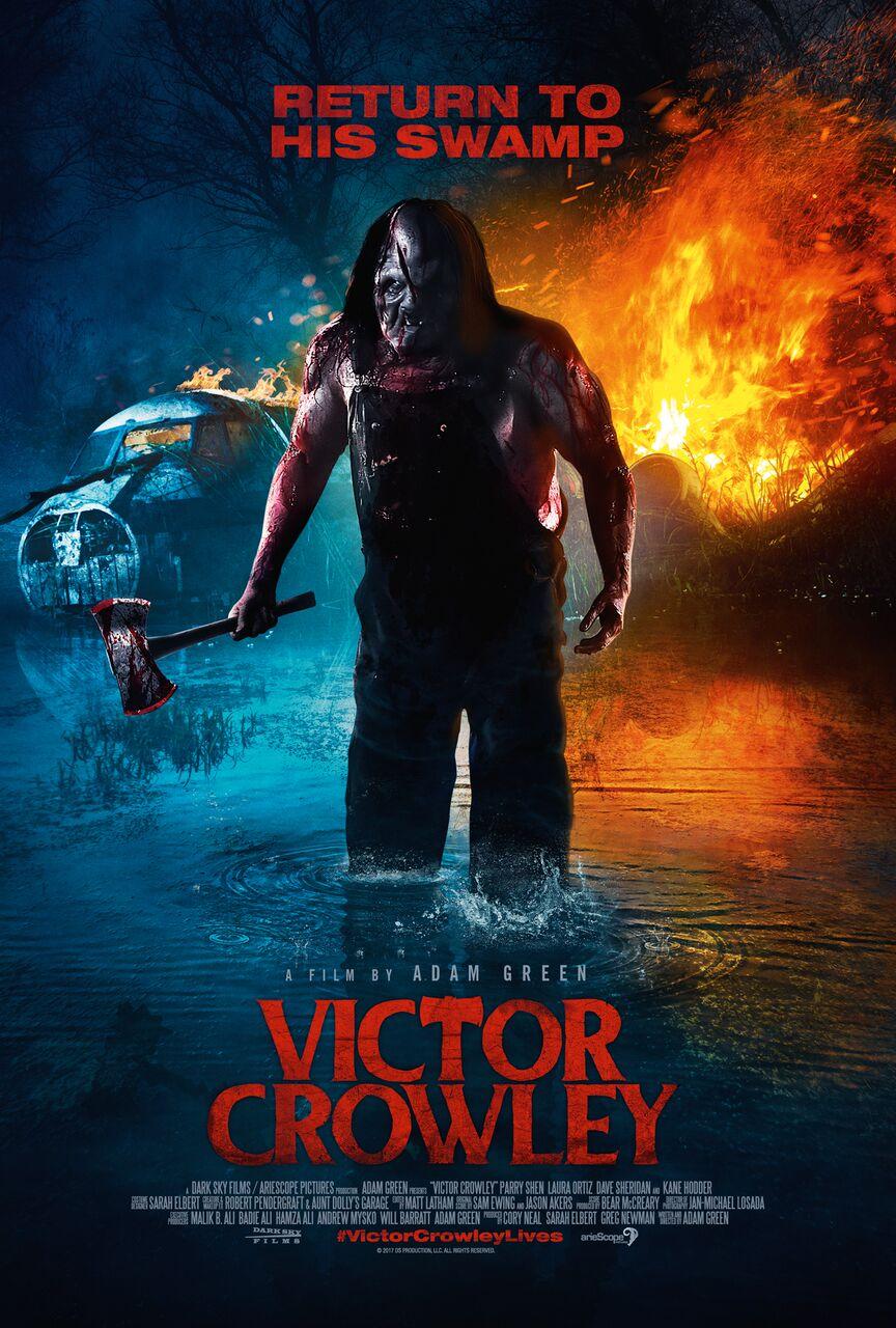 'Victor Crowley' Trailer Debut!