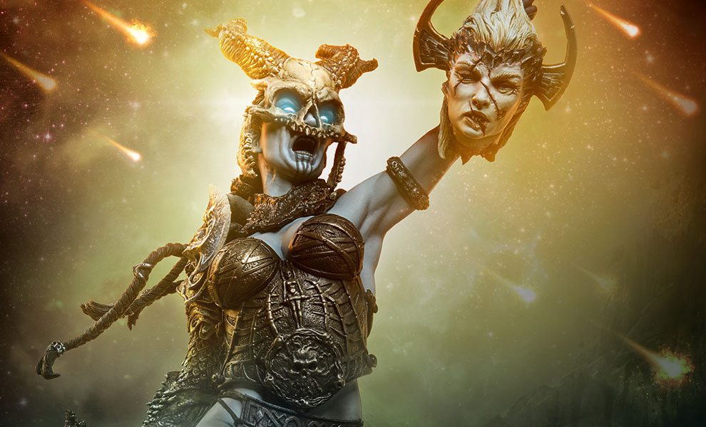 Sideshow Collectibles is Giving Us the 'Adopted Daughter of Death'!