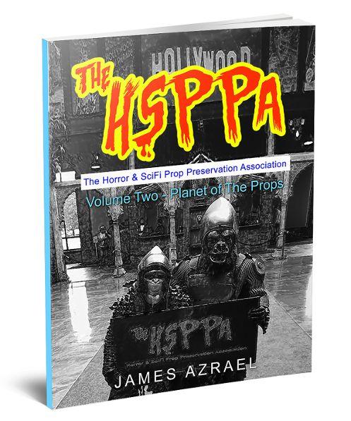 The Horror & SciFi Prop Preservation Association Announces New Book