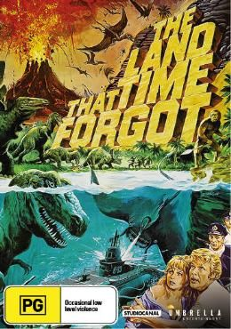 The Land That Time Forgot – Blu-ray Review