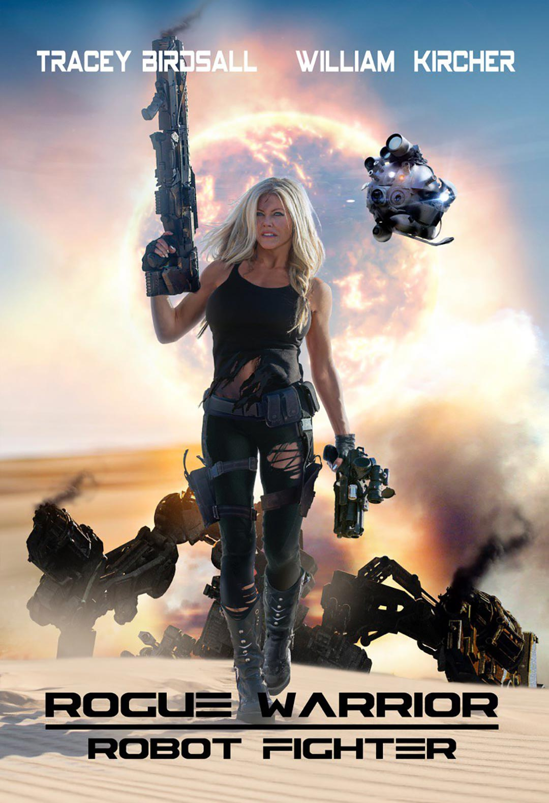 Indie Sci-Fi Film Starring Tracey Birdsall in the Oscars Race
