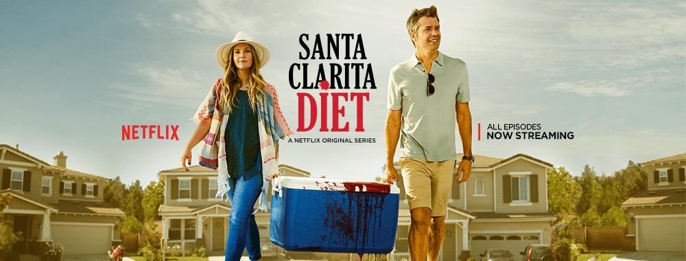 Love is in the Air in 'Santa Clarita Diet'