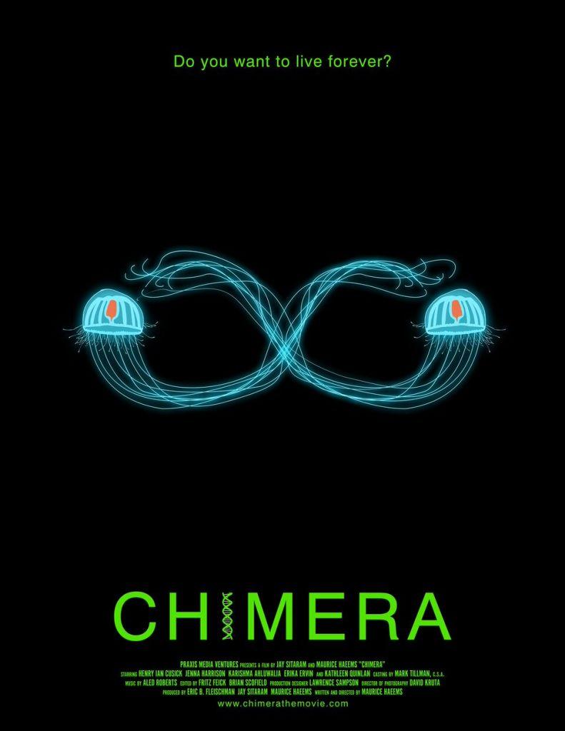 Special Advance Screening  of the Anticipated Sci-Fi Thriller 'Chimera'  at Fantasporto 2018