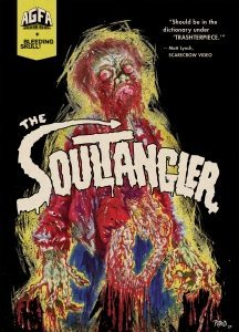 'The Soultangler' from AGFA and Bleeding Skull! Coming in March