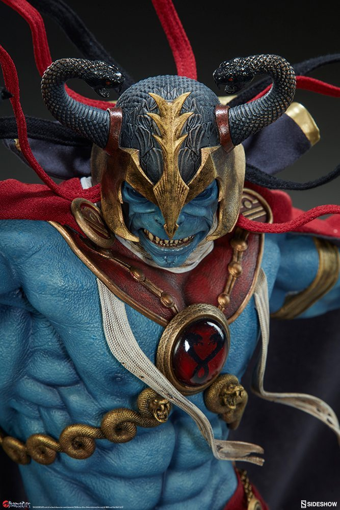 This Sideshow Collectibles Mumm-Ra is Out of This World!