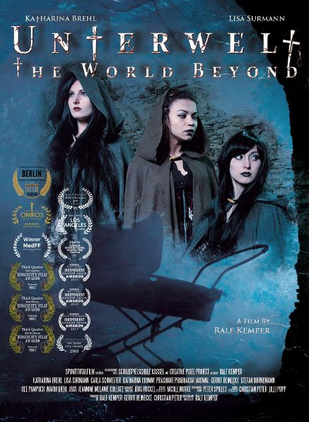 Check Out the Trailer for 'Unterwelt – The World Beyond'
