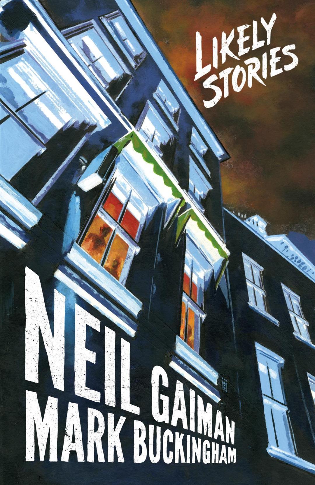 Eisner Award-Winning Creator Mark Buckingham Adapts New York Times Bestselling Author Neil Gaiman's 'Likely Stories' for Dark Horse Books