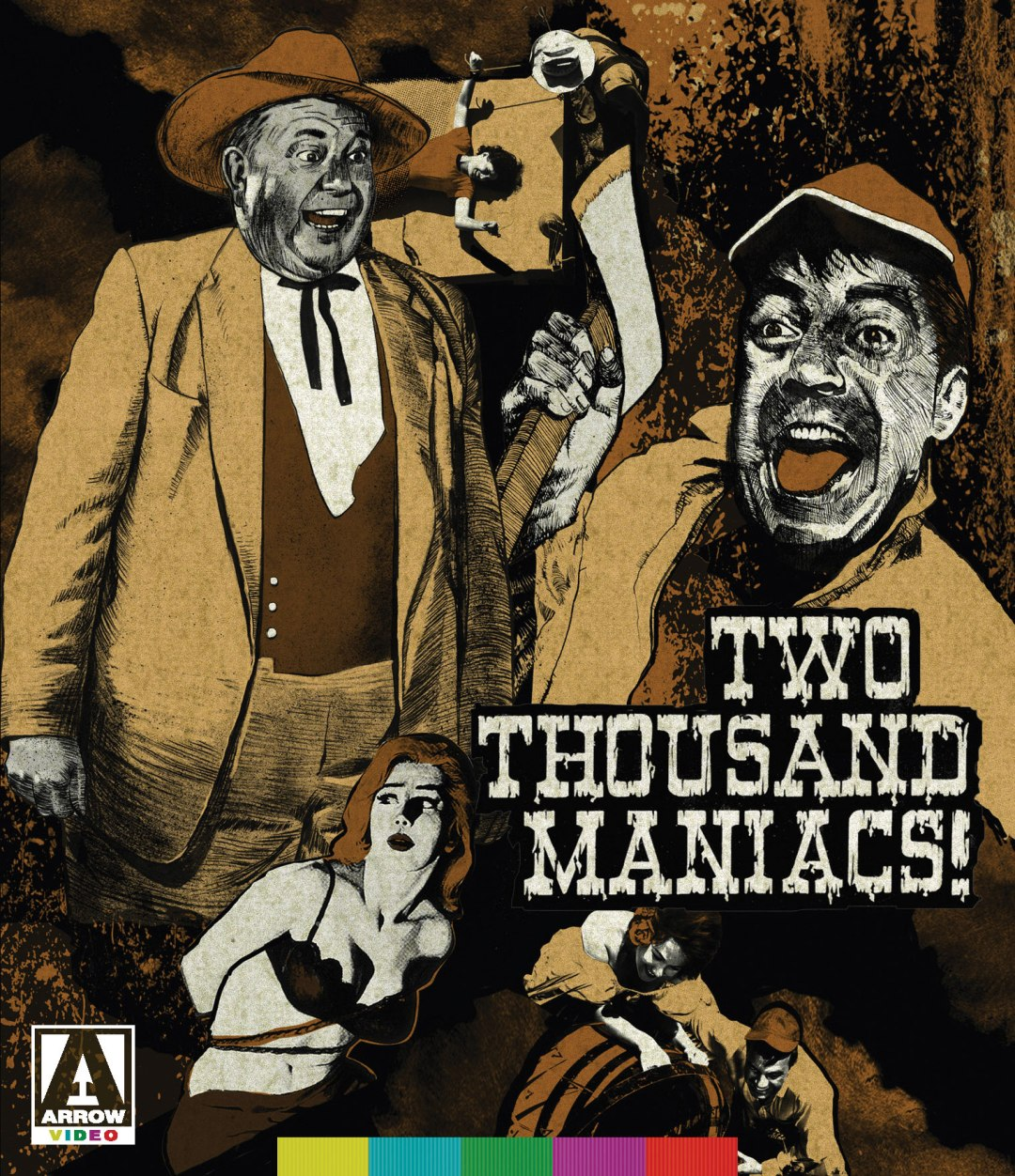 'Two Thousand Maniacs' (1964) Available on Blu-ray May 15th