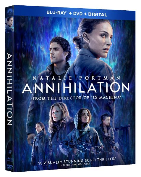 This May You Can Take Home 'Annihilation!'