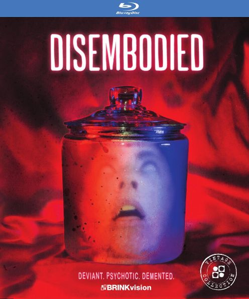 'Disembodied' is Coming to Blu-Ray