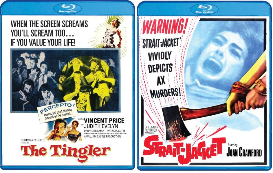 Scream Factory Wants You to Play with 'The Tingler' While Wearing a 'Strait-Jacket!'