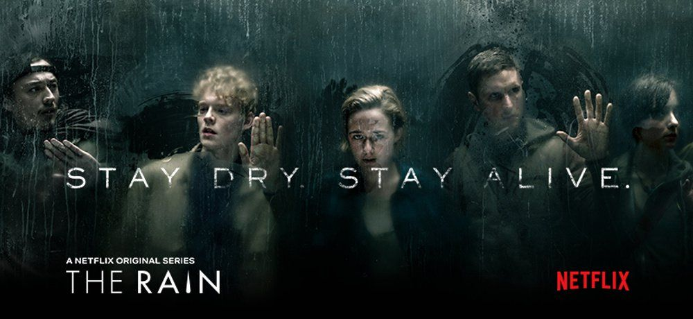 Check Out the Official Trailer for 'The Rain!'