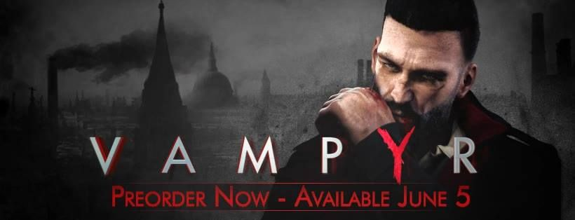 Fear the Reaper and Dive into a Strange New World in this Story Trailer for 'Vampyr'