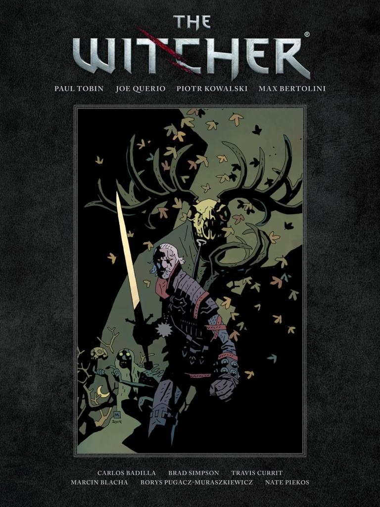 Dark Horse and CD PROJEKT RED are Proud to Present 'The Witcher Library Edition'