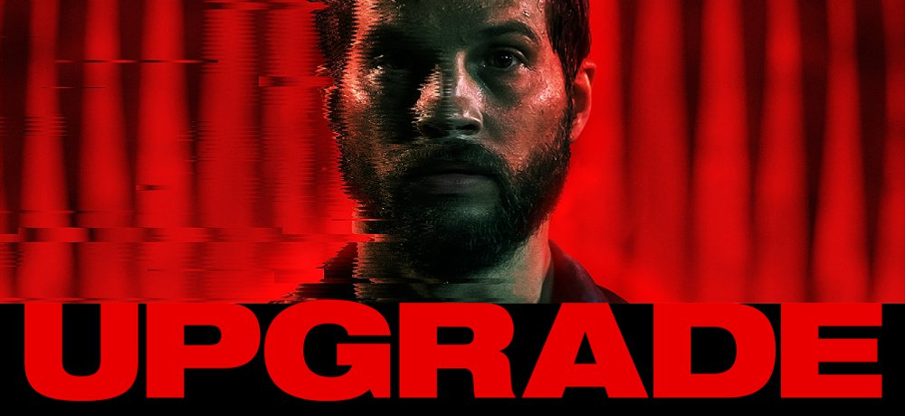 Artificial Intelligence Implant Takes Over in New Red Band Trailer for Leigh Whannell's 'Upgrade'