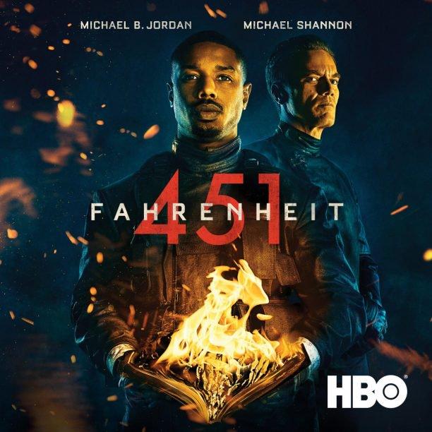 HBO's Adaptation of Ray Bradbury's 'Fahrenheit 451' Coming to Blu-ray and DVD This September