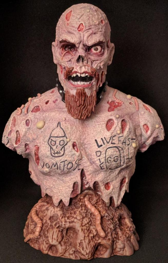 GG Allin 25th Deathiversary Bust Pre-Order