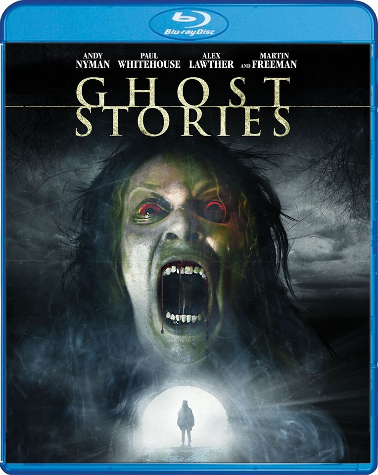'Ghost Stories' Heading to Blu-ray in September from Scream Factory and IFC Midnight