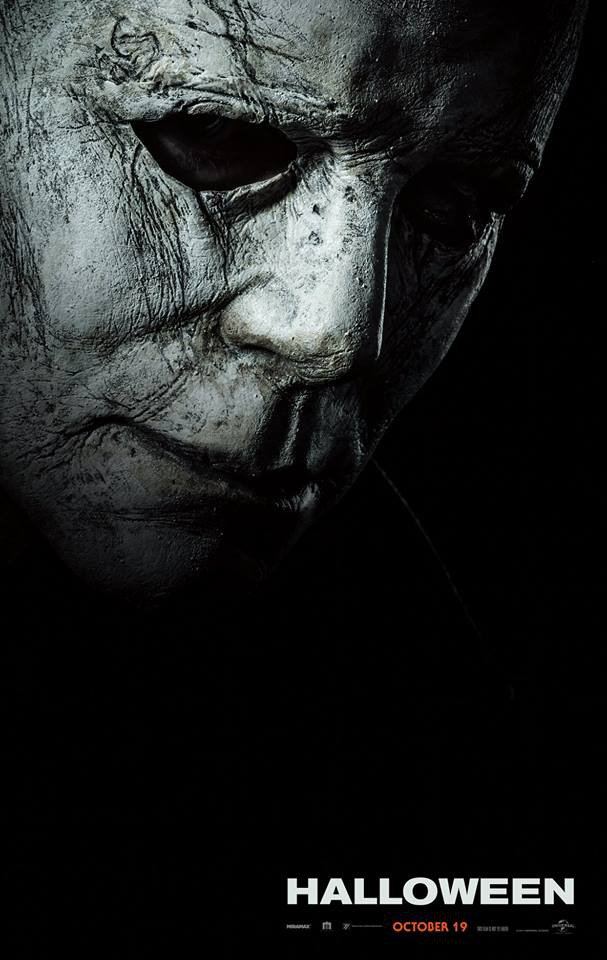 Michael Myers Returns in the First Trailer for the New 'Halloween' Movie