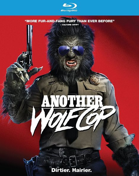 Another WolfCop – Blu-ray Review
