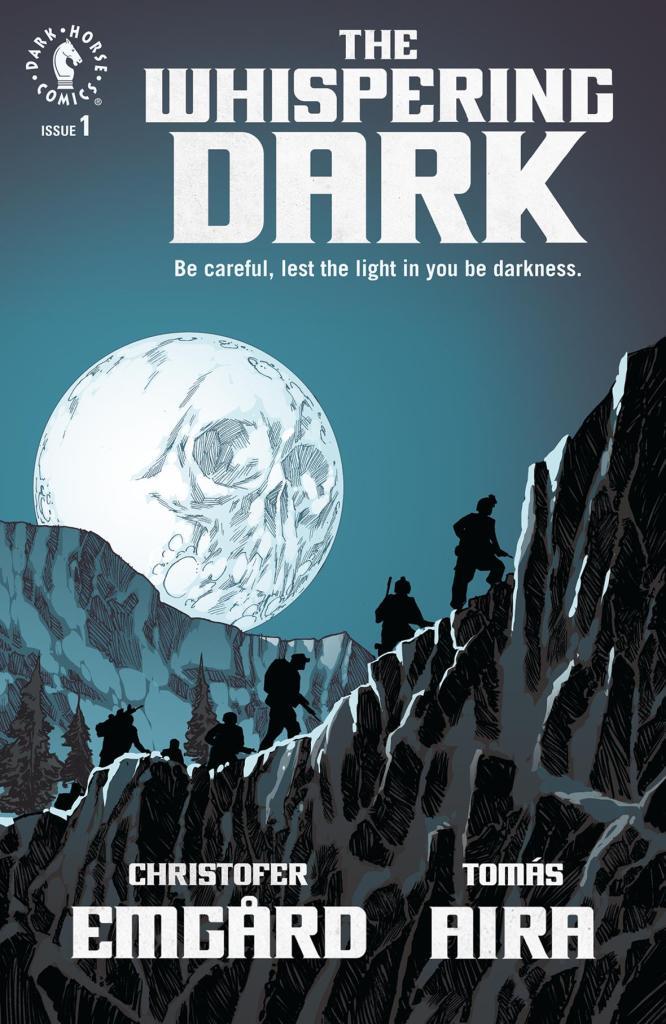 'The Whispering Dark' Coming in October 2018