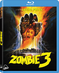 Zombie 3 – Blu-ray Review
