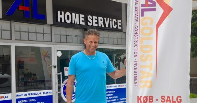 My business in Alanya: AL-Home Service