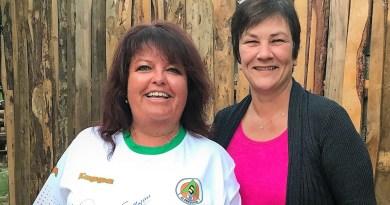 The coordinator of Alanyaspor International Supporters Group: Reidun Isebakke and Katrine Jacobsen