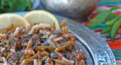 No longer forgotten: alanya's regional kitchen