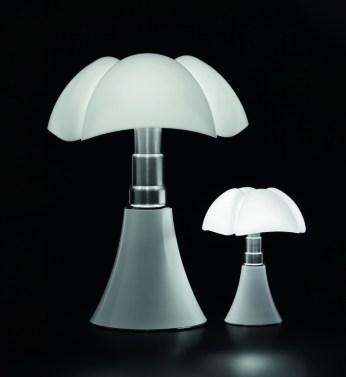 Lampe de bureau Pipistrello de Martinelli Luce