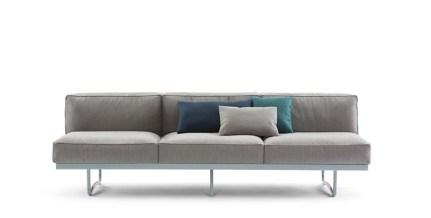 Le canapé LC5 chez Cassina