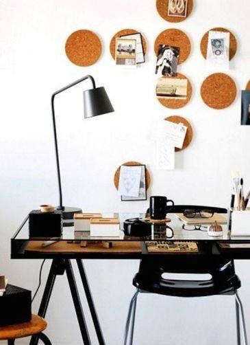 bureau 9 id es diy pour bien l 39 organiser et le ranger. Black Bedroom Furniture Sets. Home Design Ideas