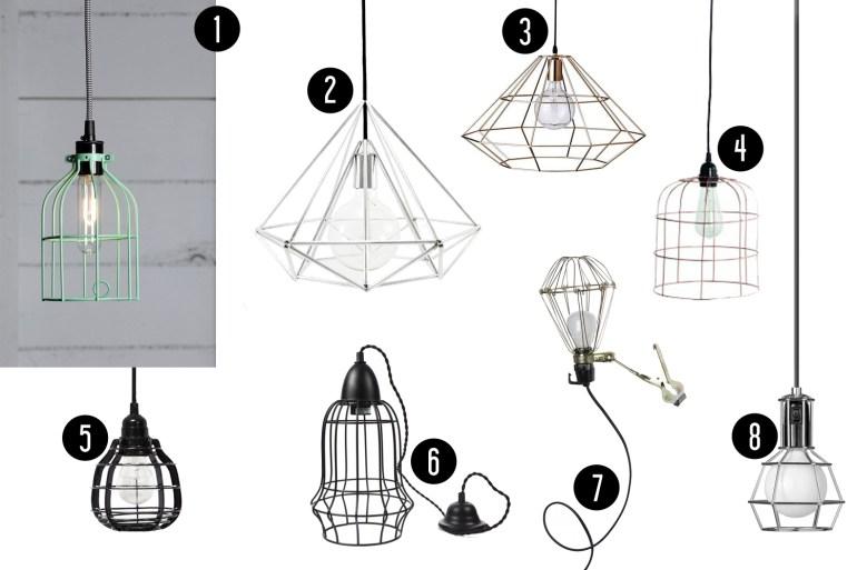 Suspensions Cages // Hëllø Blogzine