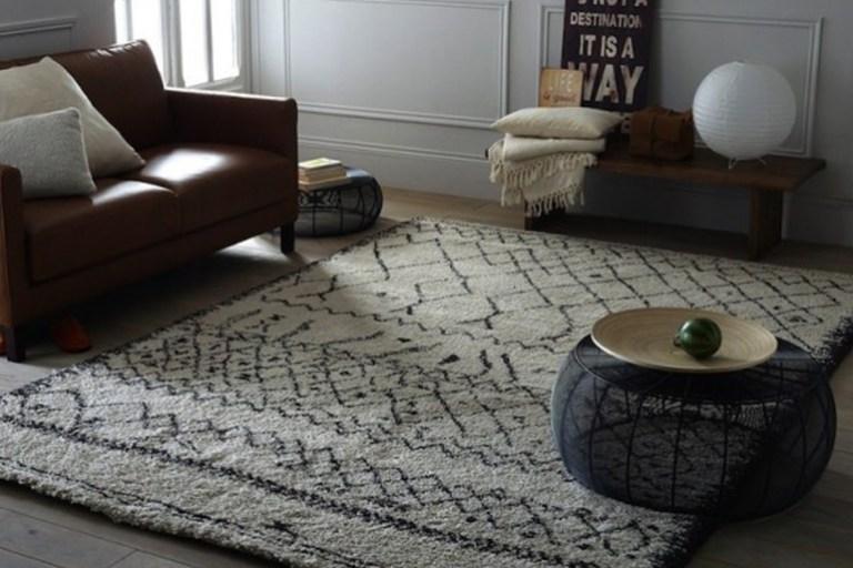l 39 objet du d sir le tapis style berb re la redoute h ll blogzine. Black Bedroom Furniture Sets. Home Design Ideas