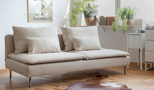 Day Bed // Hëllø Blogzine www.hello-hello.fr #daybed #ikea #soderhamn